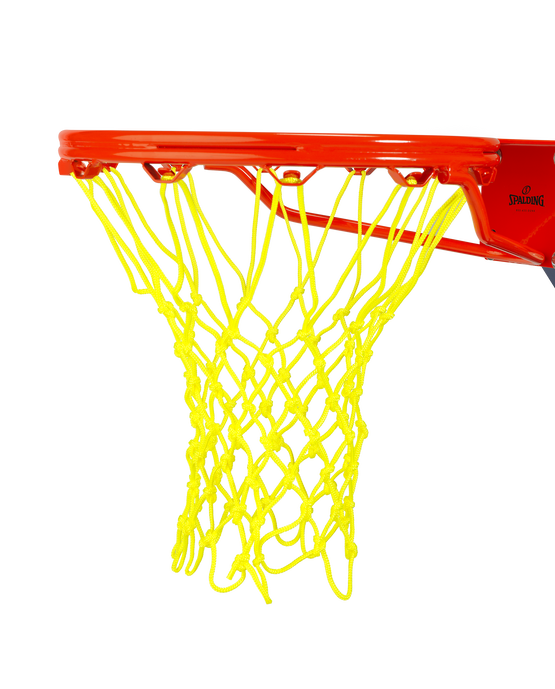 HEAVY DUTY BASKETBALL NET - YELLOW Neon Yellow