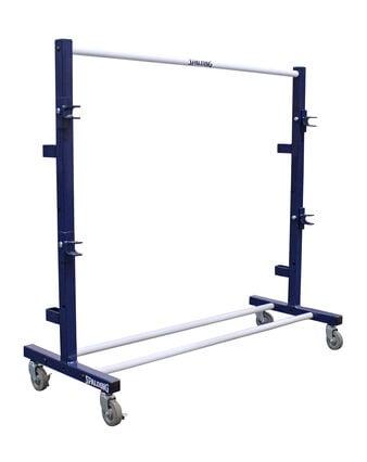 Complete Net Winder Cart