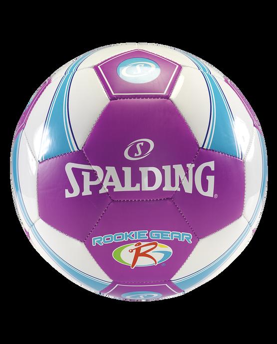 SPALDING ROOKIE GEAR® SOCCER BALL Pink/Blue