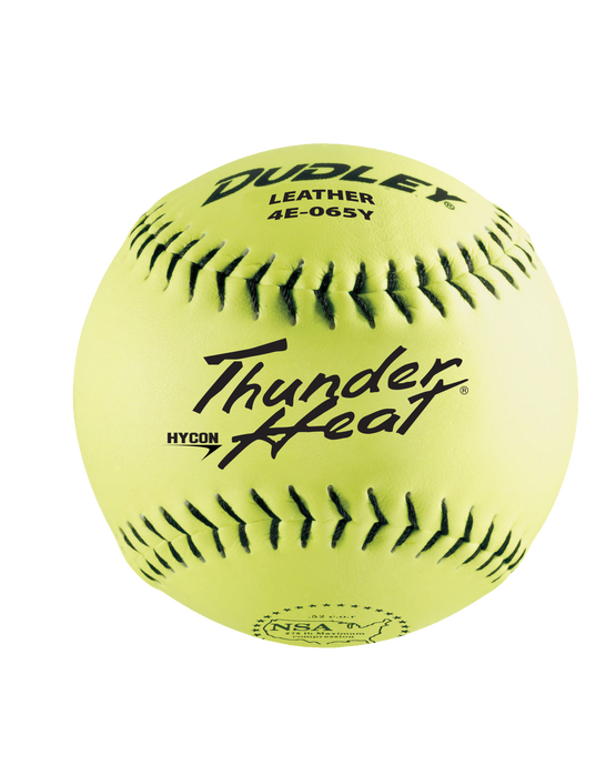 "12"" NSA THUNDER HYCON SLOWPITCH SOFTBALL"