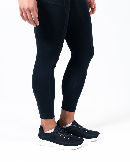 "Women's 28"" Legging with Pockets Black XL BLACK"