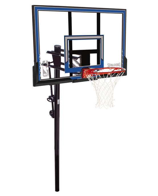 "Exactaheight™ In-Ground Basketball Hoop System - 50"" Polycarbonate"