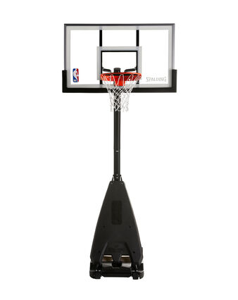 Ultimate Hybrid® Portable Basketball Hoop