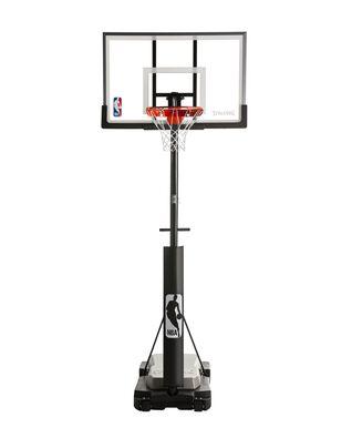 Ultimate Hybrid Jr. Acrylic Portable Basketball Hoop System