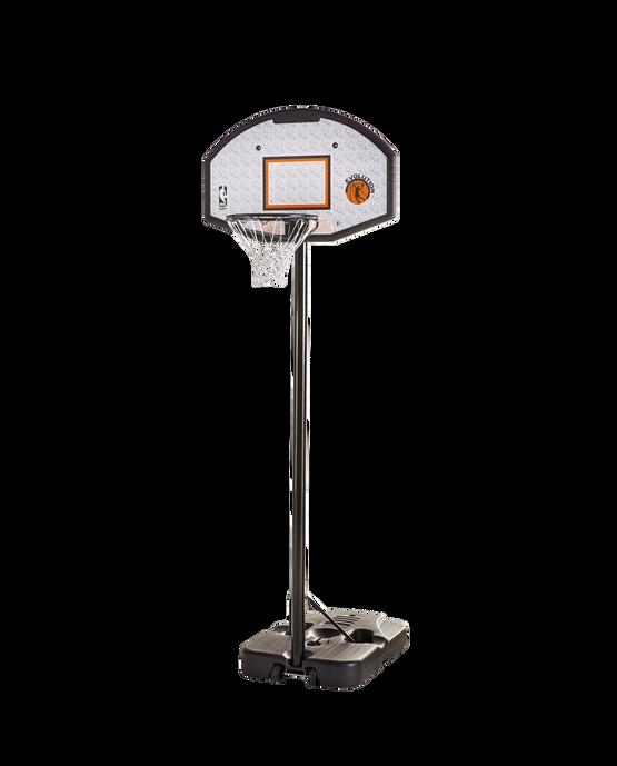 """Eco-Composite 44"""" Telescoping Portable Basketball Hoop"""