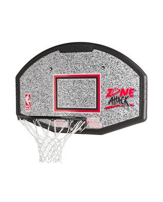 """Zone Attack 44"""" Eco-Composite Fan Backboard & Rim Combo"""