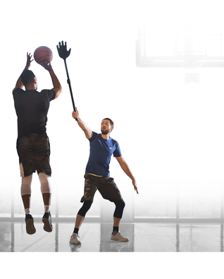 NBA TRAINING AID - SHOT CONTESTOR