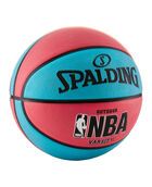 NBA Varsity Multi-Color Outdoor Basketball -  Neon Pink & Blue neonpink/blue