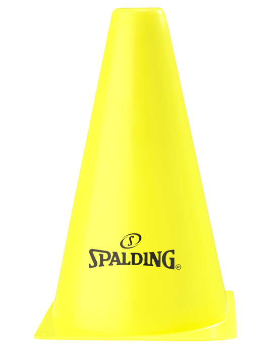 "9"" NEON CONES - 4PK Yellow"