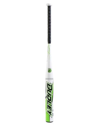 Lightning Legend Lift Senior Slowpitch Softball Bat - Green/White