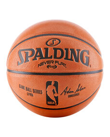 Neverflat® NBA Replica Indoor-Outdoor Game Basketball