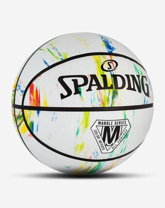 Marble Series Multi-Color Outdoor Basketball