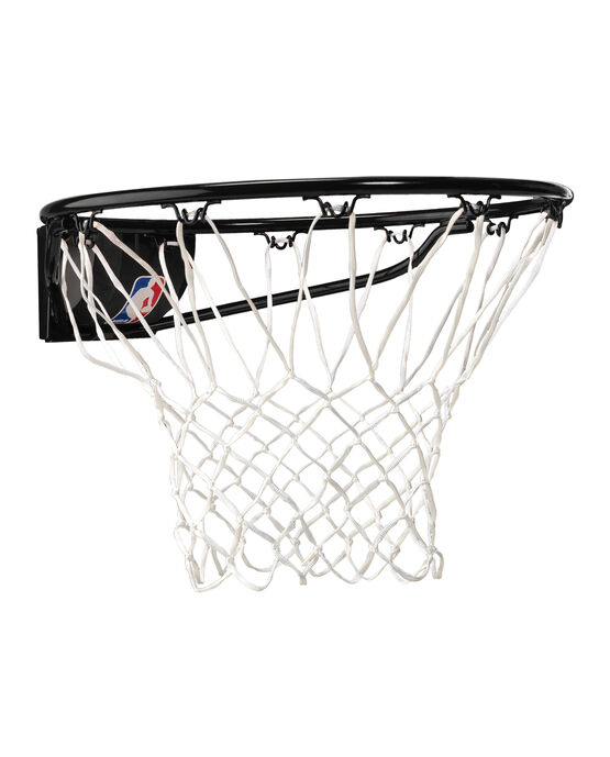 Pro Slam™ Basketball Rim - Black black