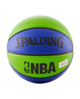 NBA Mini Rubber Outdoor Basketball