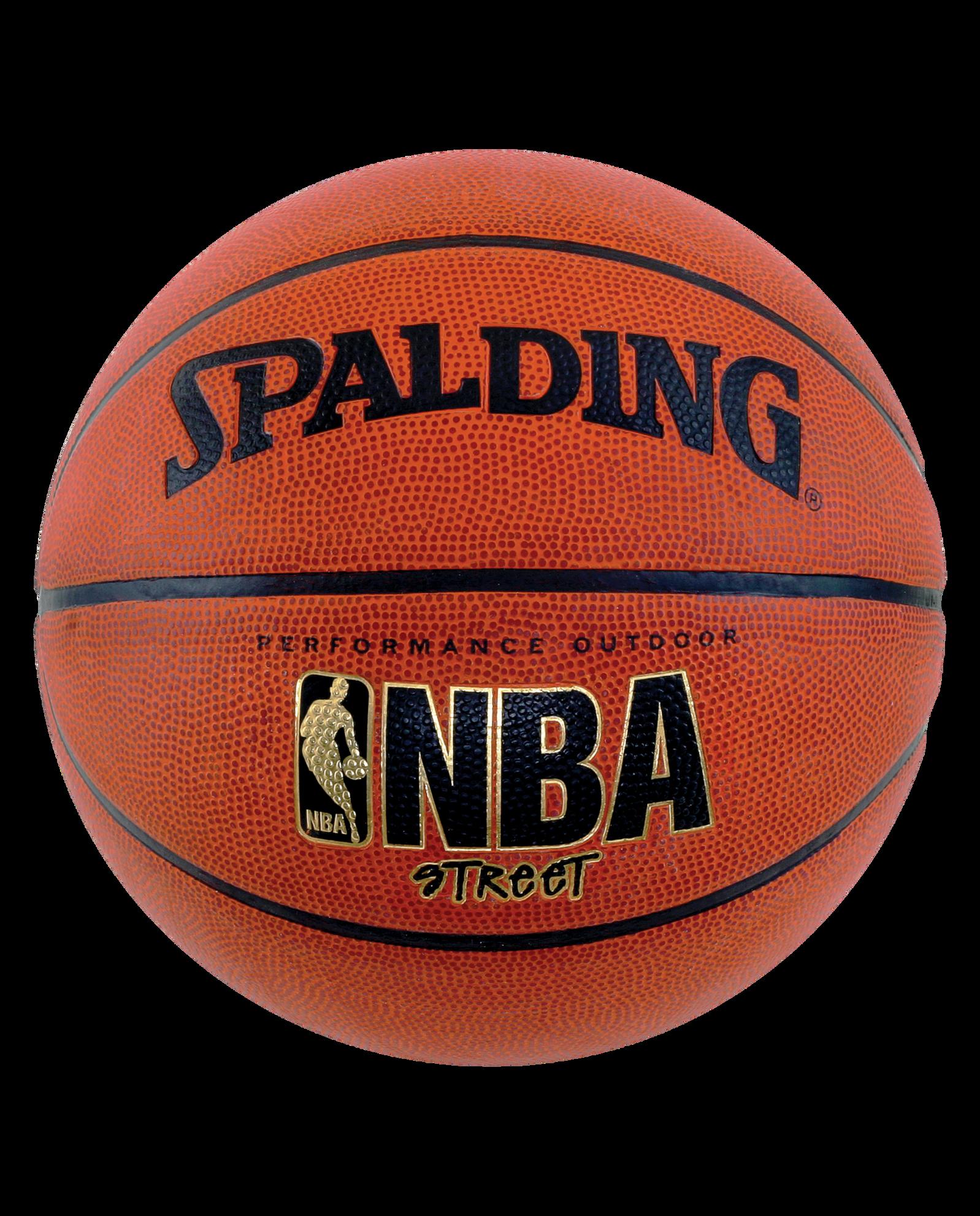 Street basketball ball