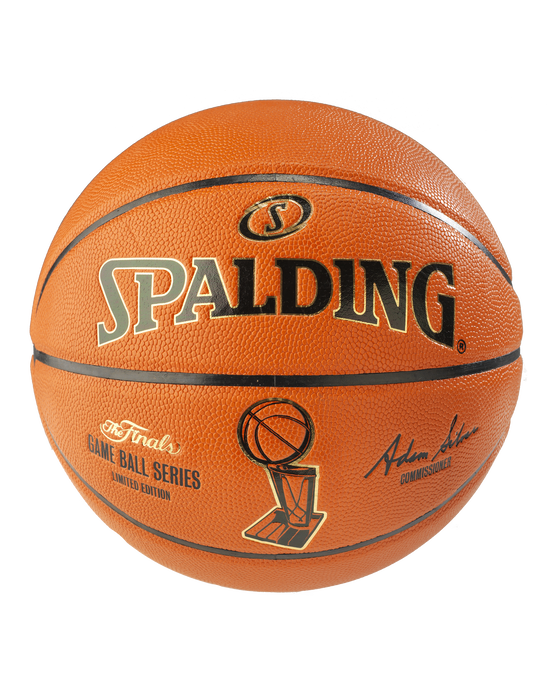 Limited Edition NBA Finals Replica Game Ball