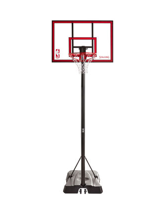 Hercules Jr.® Polycarbonate Portable Basketball Hoop