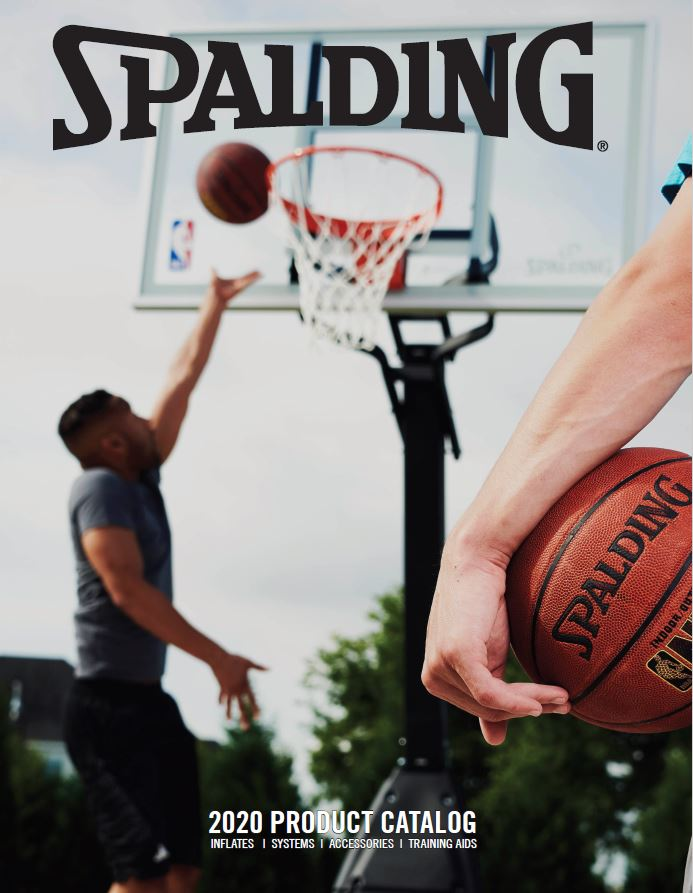 Spalding 2020 Product Catalog
