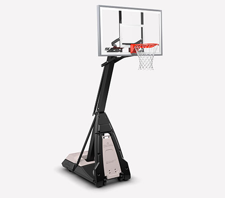 huffy sports portable basketball hoop manual